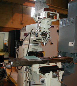 Acer 10 x 40 milling machine