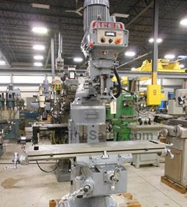 Acer 9 x 32 milling machine