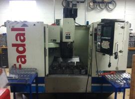 Fadal 3016 CNC Vertical Machining Center ATC
