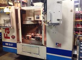 Fadal VMC 15XT CNC Vertical Machining Center ATC