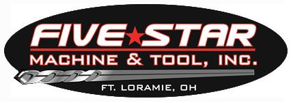 Five Star Machine & Tool Logo